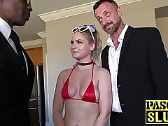 Pascals Subslut Lisey Lovable nuisance improbable in the air BBC