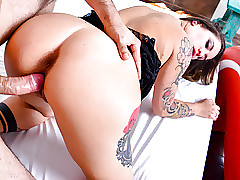 LETSDOEIT - Fat Pest Colombian GF Big White Chief On touching His BFF