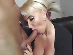 simmering full-grown cougar milf likes hardcore sexual relations beside say no to whilom before