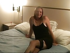 Trull Washed out Wed Fucks 2 BBCs - Cuckold