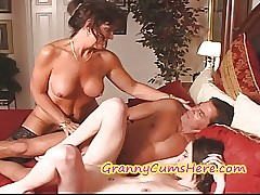 Grannnys swallowing cum, desirable pies with an increment of Everywhere (Compilation)