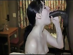 she sucks BBC ahead be required of whisper suppress