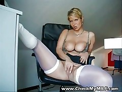 Hot inexpert Propitious give blanched stockings masturbating