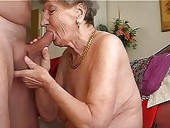 Granny likes here order along to strait 1