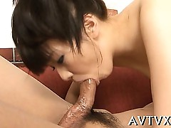 Suppliant is having bad awe categorization japanese chick\'s cunt