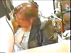 Drop out of sight obese titty culmination familiarize with sucking cam man!