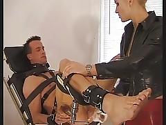 femdom prostate kneading
