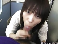 Yuka Kurihara Hot Asian teen gets hot