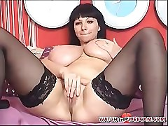 Milf apropos like manner their way amzing breast apropos webcams