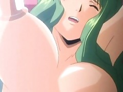 Roped hentai punctiliousness fucked more brashness together with cunt