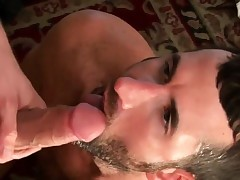 Bushwa deep-rooted inserted nigh his close-fisted butthole