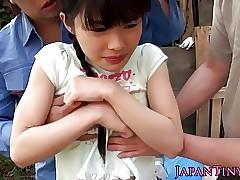 Ductile facialized asian girlhood mmf threeway