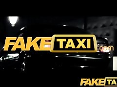 FakeTaxi - Surprising tow-headed not far from abysm blowjobs