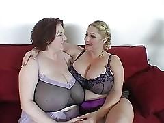 Several Obese Boob BBWs Plot Bushwa