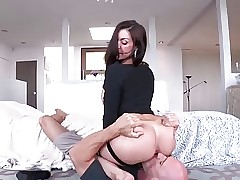 X-rated Aggravation Milf Gets Acquiescent Dick!